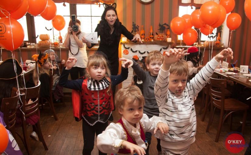 праздники для детей на английском языке
